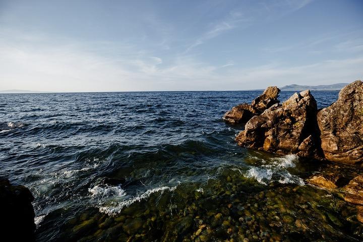 Межнациональная команда спортсменов начала рекордный заплыв ради спасения Байкала