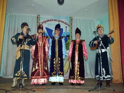 На Алтае открыли отремонтированный Центр тубаларской культуры