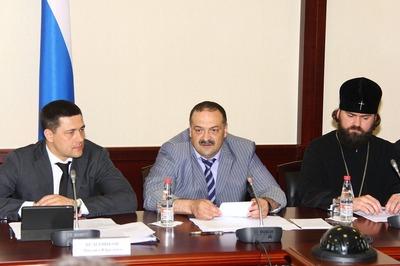 Общественный  Совет СКФО вплотную займется межнациональными отношениями