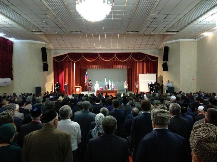 Конгресс ингушского народа призвал Путина вмешаться в ситуацию с чечено-ингушской границей