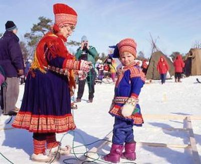 Новый проект Мурманского краеведческого музея откроет саамский домовой