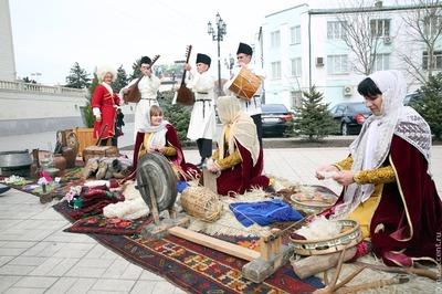 """Этномайдан развернется на """"Новруз-байраме"""" в Махачкале"""