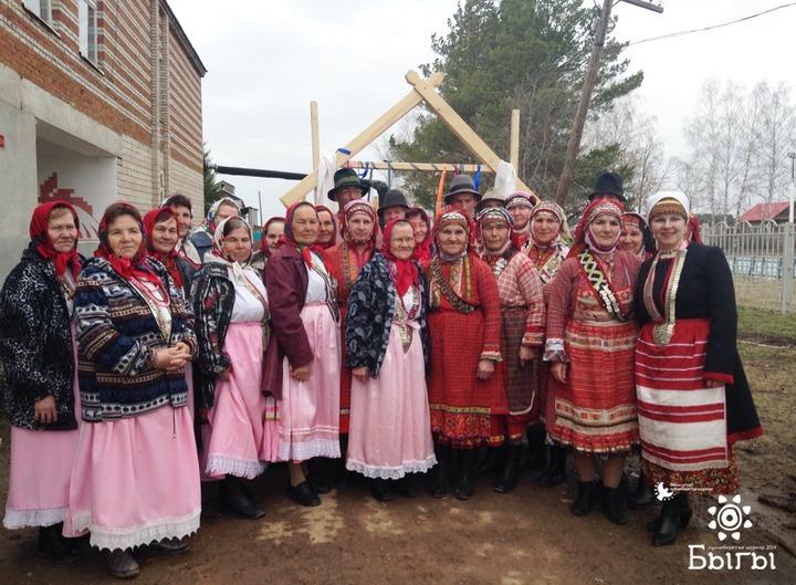 В столице финно-угорского мира провели День бесермянской культуры