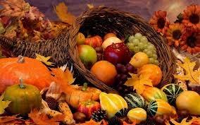 Пора благодарения