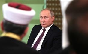 Путин: Русский и украинский народы никогда не ссорились