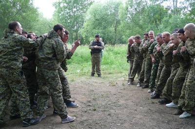 """Полиция расспросила Демушкина о деятельности ЭПО """"Русские"""""""