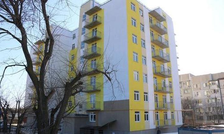 Дом для депортированных граждан в Керчи сдадут до конца года
