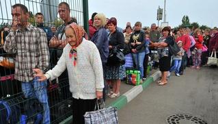Иванов: Украинские беженцы возвращаются на родину