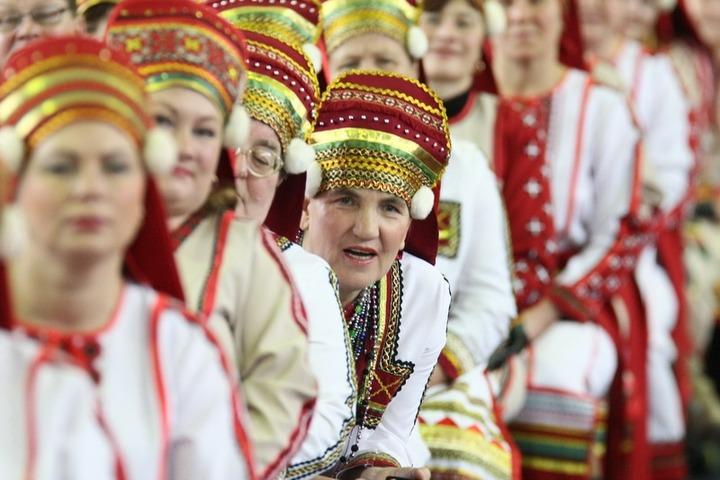 В Саранске открылся съезд мордовских народов