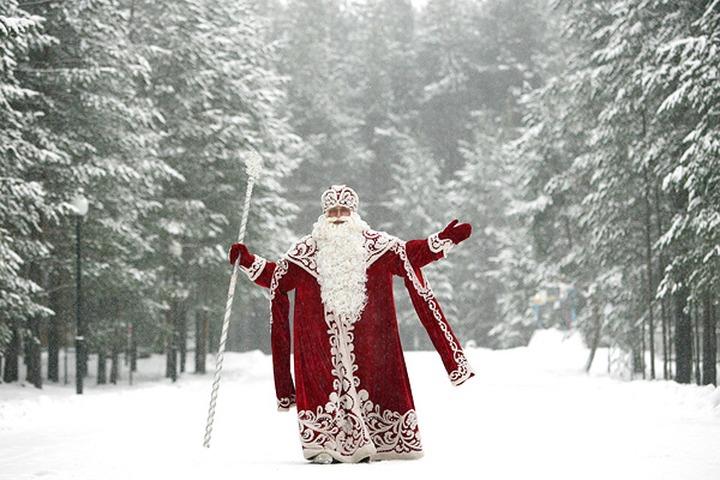 У правительства не хватило денег на дворец для Деда Мороза и дагестанский аул