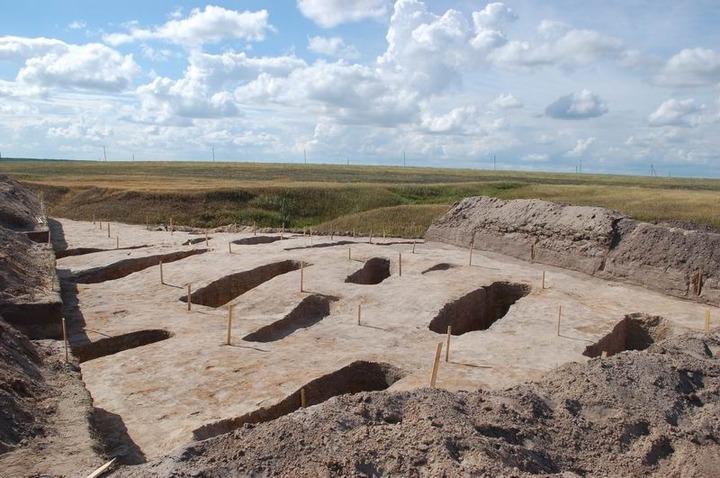 В Чувашии археологи нашли захоронения предков мордвы