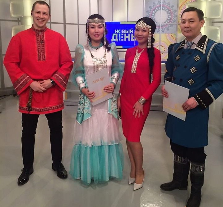 День родного языка и письменности отметили в Якутии