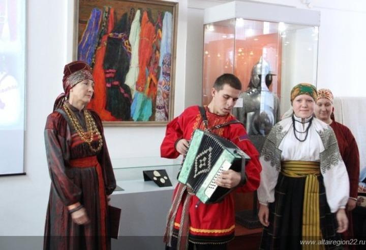 В Барнауле собираются создать музей традиционных костюмов