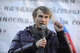 Петербургскому националисту Бондарику продлили арест до 9 декабря