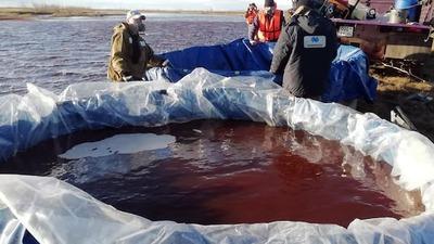 Ледков: разлив топлива в Норильске может сказаться на жителях Севера