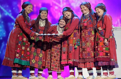 "Бабушки из Бураново записали песню в стиле ""электро-хаус"""