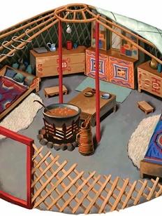 В Абакане появится театр в форме юрты
