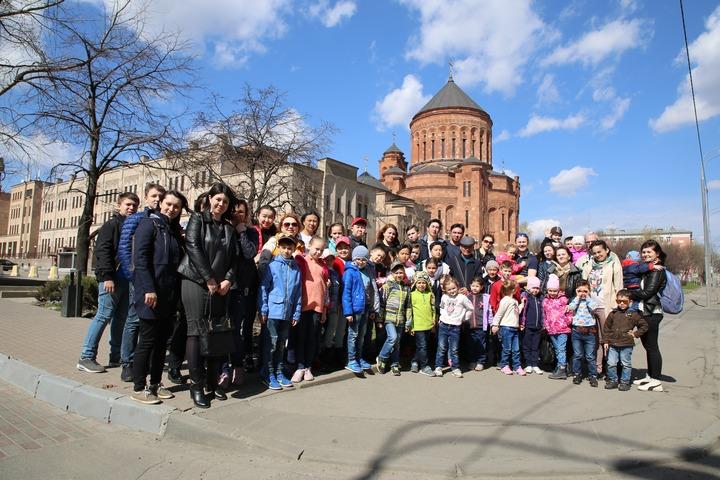 Этнотуры для школьников провели в Москве