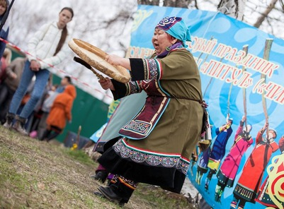 Этнодеревню для туристов строят в Сахалинской области