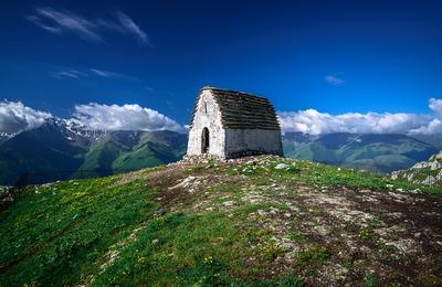 В Ингушетии состоялось восхождение к святилищу древних вайнахов