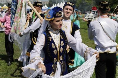 Около 20 национальных праздников пройдет в Москве в 2017 году