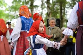 """Фестиваль """"Голос ремёсел"""" на Вологодчине"""