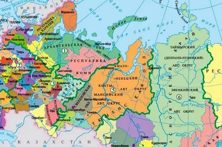Эксперт: укрупнение регионов избавит этническую тему от политических манипуляций