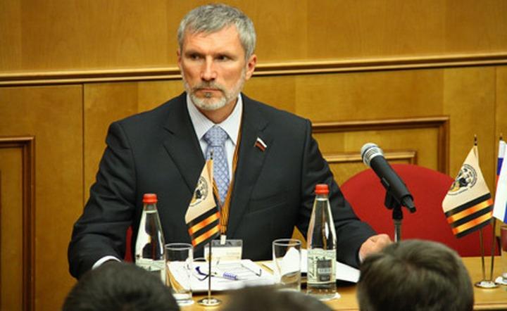 """Лидер партии """"Родина"""": полиция должна стрелять в """"гостей столицы"""" на поражение"""