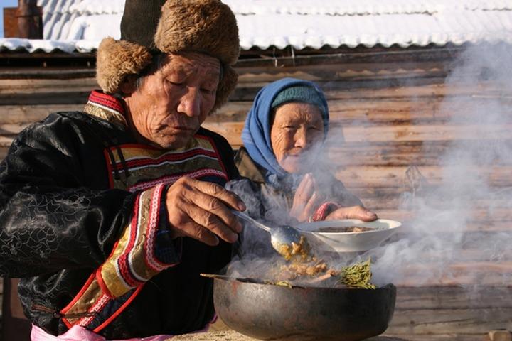 Бурятских сойотов лишили социальной пенсии
