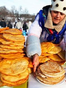 Казанская масленица порадует традиционными русскими забавами