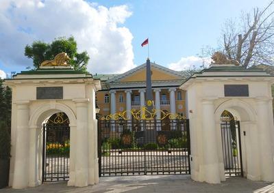 Посол Армении в России назвал ночные столкновения в столице провокацией