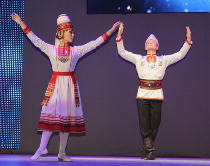 Лучшие финно-угорские танцевальные традиции продемонстрируют в Марий Эл