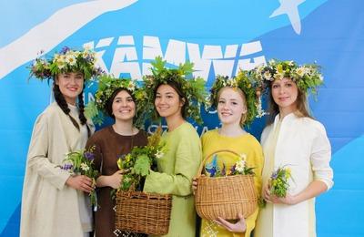 В Пермском крае открылся этнофестиваль KAMWA
