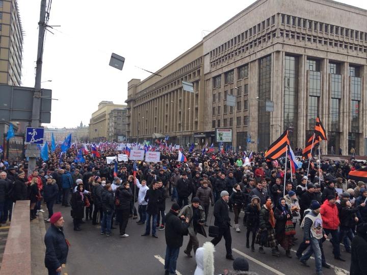 """Волгоградцы выйдут на митинг """"против фашизма на Украине!"""""""