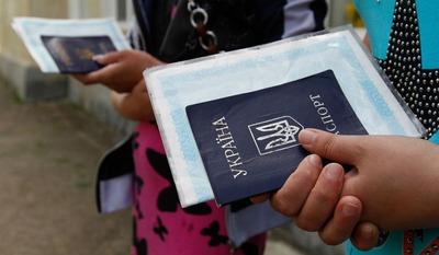 Одиннадцать тысяч украинских беженцев смогут остаться в России как соотечественники