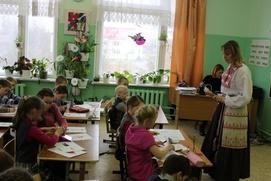 Жители вепсских сел показали свои знания коренных малочисленных народов России