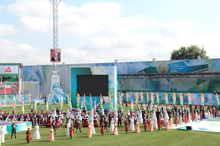 """На """"Кавказских играх"""" будут работать национальные подворья"""