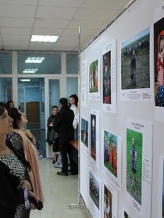 Выставка «Дети России» открылась во Владикавказе