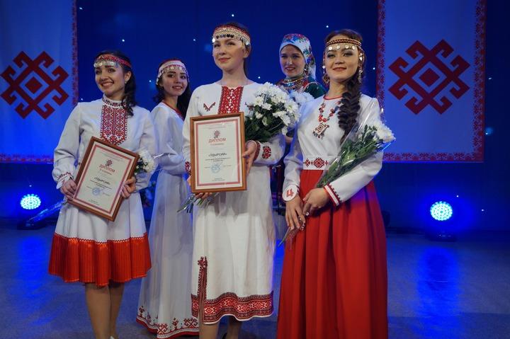 """Марийский конкурс """"Удырсий"""""""