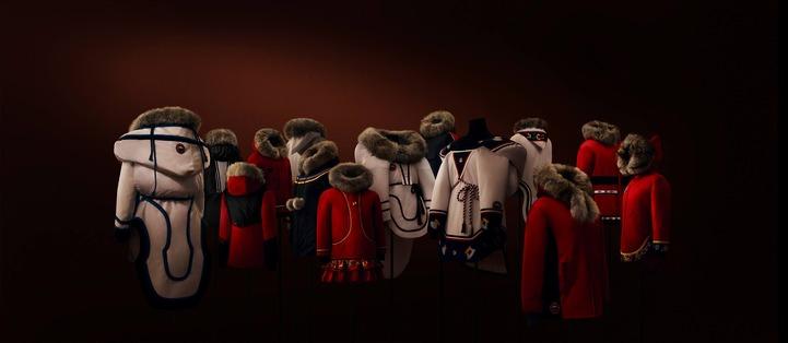 """Канадский бренд """"Canada Goose"""" выпустил коллекцию одежды по мотивам северных народов"""