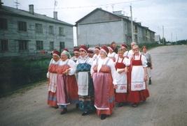 В Петрозаводске откроются бесплатные курсы людиковского наречия карельского языка