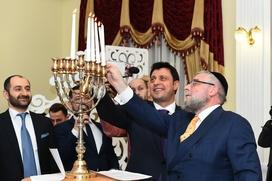 Горско-еврейский центр в Москве