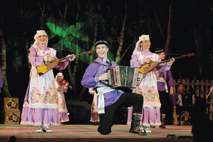 В Йошкар-Оле выбрали лучших исполнителей татарского фольклора