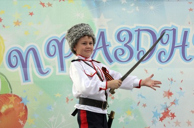 """На фестивале """"Русь православная"""" в Волгограде рассказали о казаках"""
