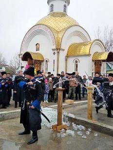 Осенний праздник казачьего вина прошел в Ставропольском крае