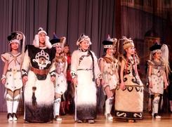 Конкурс высокой моды народов России состоялся в Москве