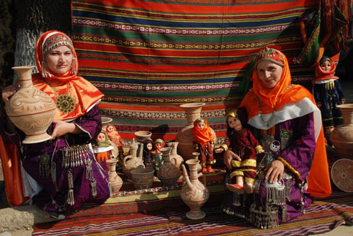 В Дагестане провели праздник народных ремесел