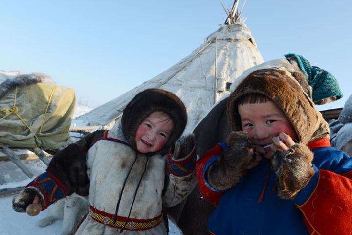 В НАО распространят кочевые детские сады