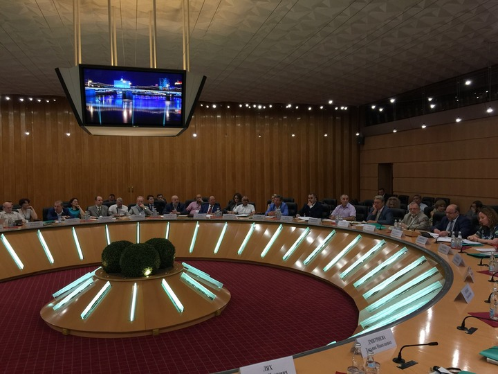 В московском Совете по делам национальностей произошли кадровые перестановки