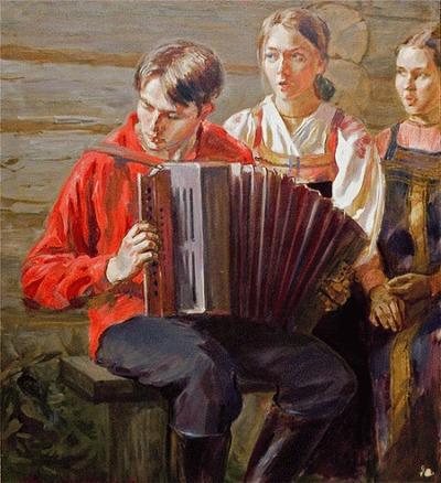 Мордовские гармонисты показали себя в Башкирии